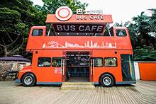 特种车型-移动咖啡车
